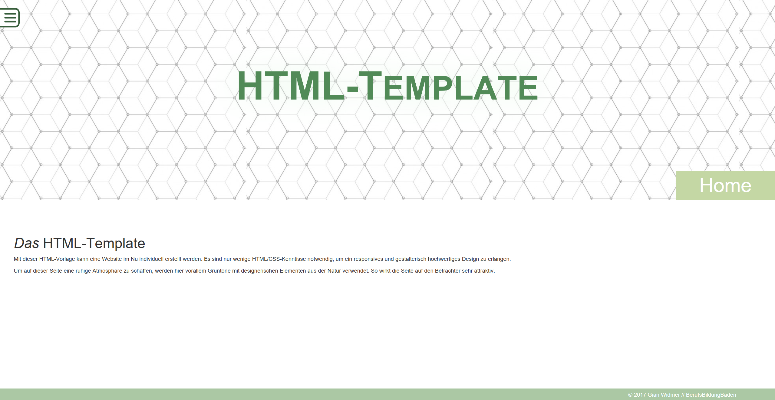 HTML-Template » Beitrag » Projekttag Informatik BBB