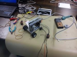 So sieht der Roboter aus