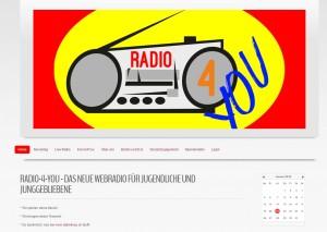 Titelseite von Radio4You
