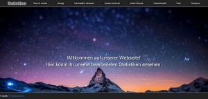 Startseite unsere Webseite
